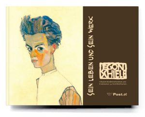 Buchgestaltung Cover Egon Schiele
