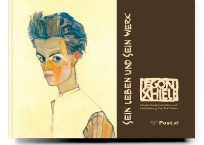 Markenbuch Egon Schiele
