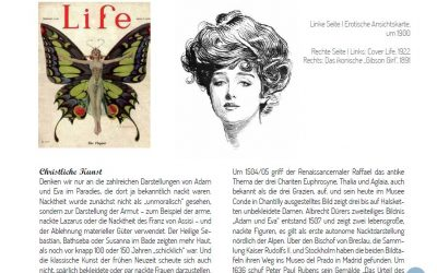 Buchprojekt Pin-Up-Girls - Kulturgeschichte