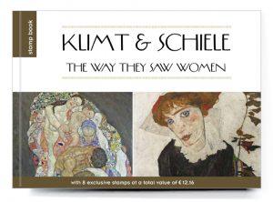 Cover Klimt und Schiele