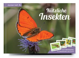 Cover Nützliche Insekten