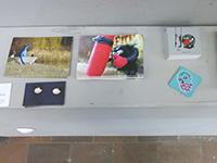 Gefühle hautnah - 2 Sticker Postkarten