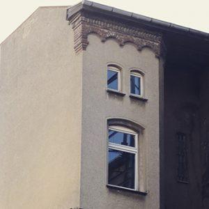 Dinge mit Gesicht - Haus
